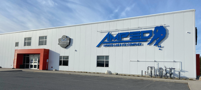 Amped Sports Lab and Ice Complex