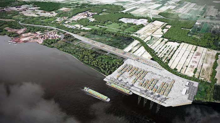 Three teams qualify to build Contrecoeur container terminal