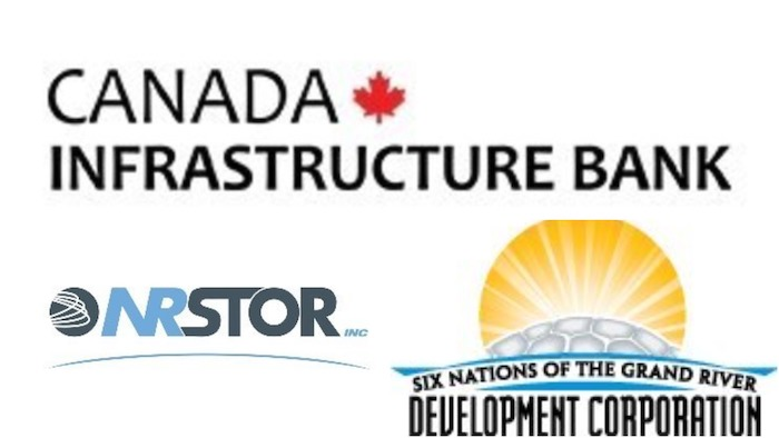 Canada Infrastructure Bank, NRStor, Six Nations of the Grand River Development