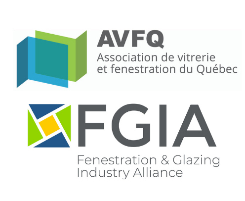 AVFQ and FGIA logos