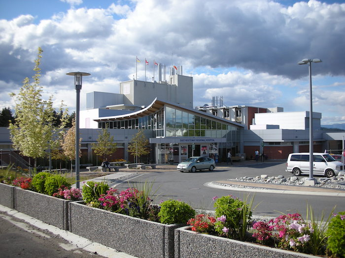 East Kootenay Regional Hospital