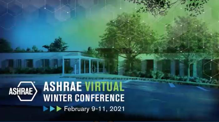 ASHRAE 2021 Winter Conference
