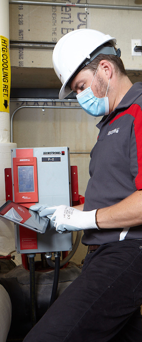 Armstrong Pump Manager Wi-fi