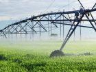 Irrigation equipment in Saskatchewan
