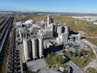 Lehigh cement plant, Edmonton