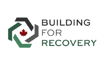 Building for Recovery logo