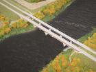 Highway 15 river bridge