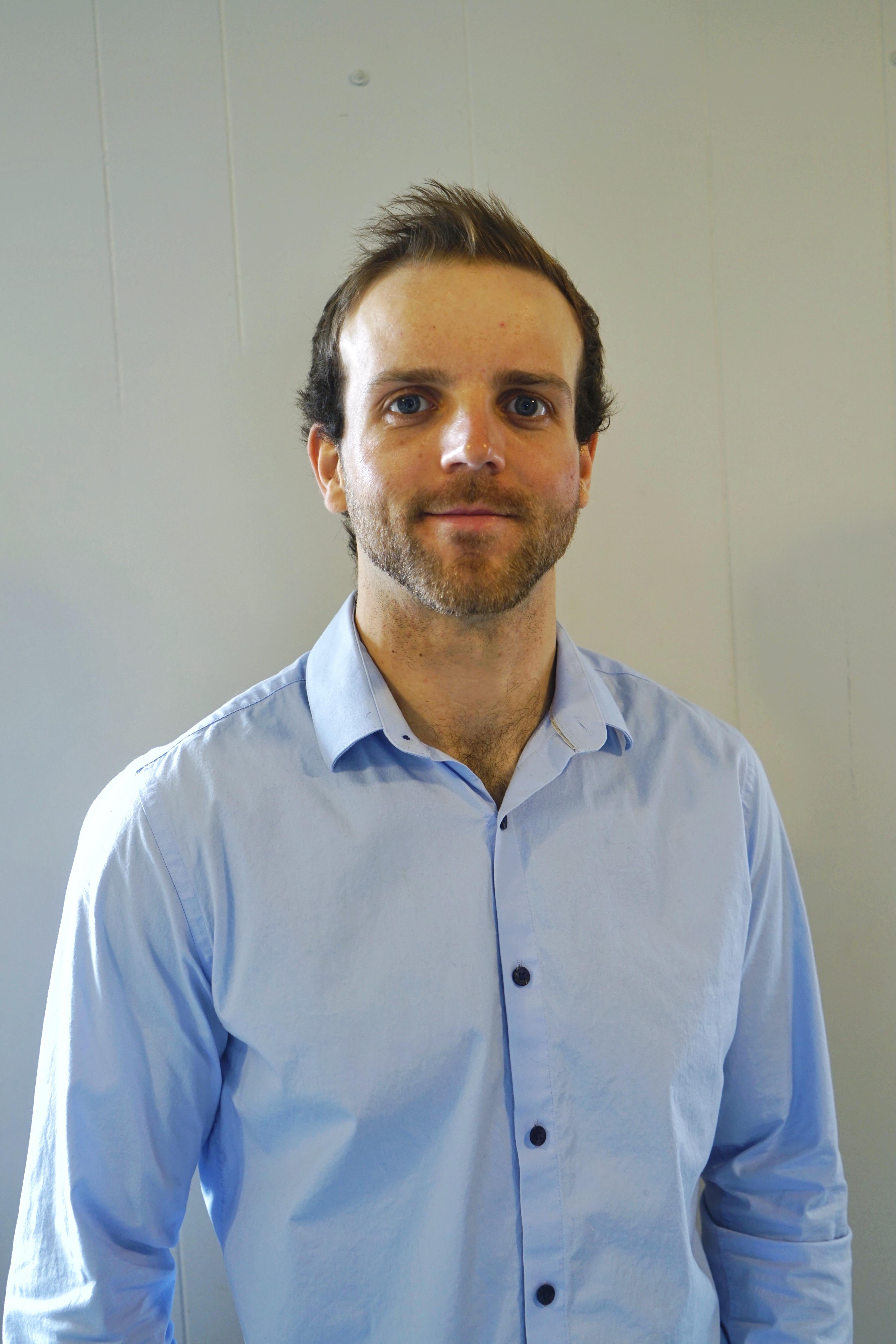 Tanner Shapton_Civil Engineer in Training