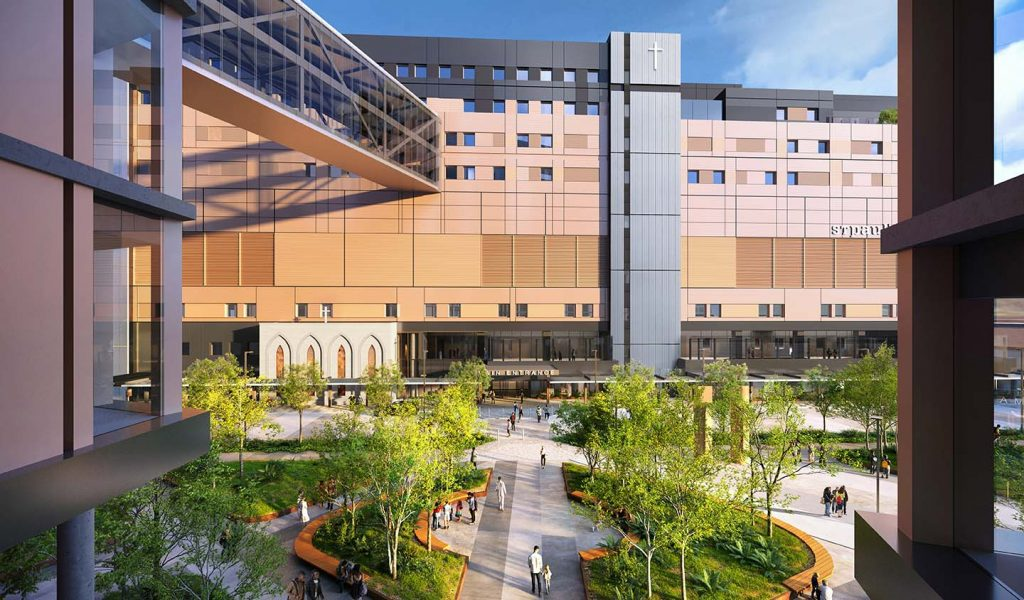 HDR and Stantec selected to design new St. Paul's Hospital in Vancouver