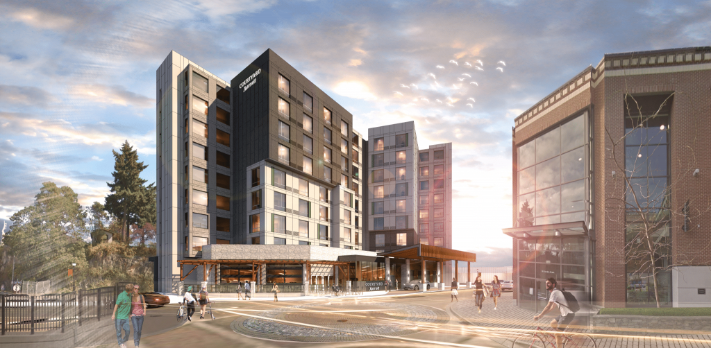 Nexii partners with PEG to build Vancouver Island hotel in record time