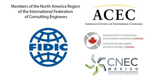 Engineering associations form FIDIC North America