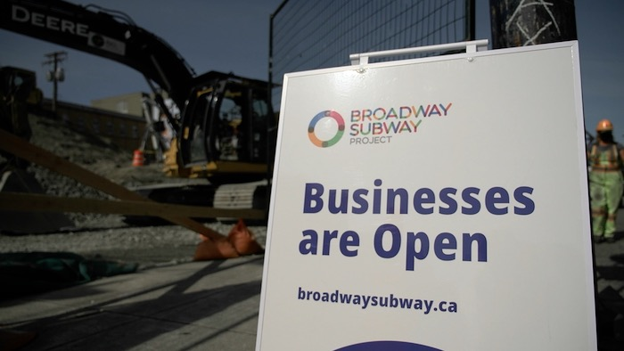 Broadway Subway