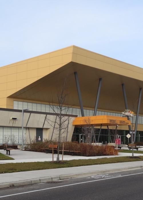 Pan Am Aquatic Centre