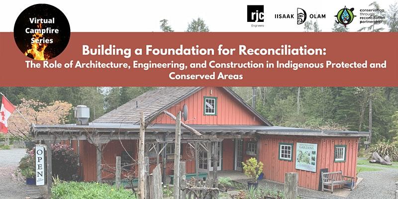 Building a Foundation for Reconciliation logo